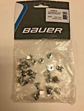 Bauer Goalie Hockey Helmet Nme Long Square Post Ki 00004000 t! 24 Pack, Helmet Hardware