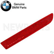 For BMW E46 325Ci 330Ci M3 Rear Driver Left Reflector-Bumper Cover Red Genuine
