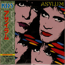 KISS:ASYLUM/ PAPERSLEEVE CD/PROG
