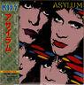 KISS:ASYLUM/ PAPERSLEEVE CD/PROG