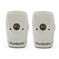 PetSafe Ultrasonic Indoor Bark Control Stop Dog Barking 2 Pack PBC00-14661