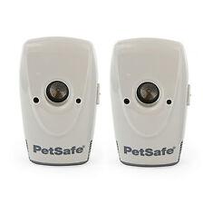PetSafe Ultrasonic Indoor Bark Control Stop Dog Barking 2 Pack PBC00-14661