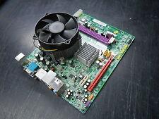 Acer Aspire X1700 Motherboard NVIDIA MCP73T-AD No Heatsink No CPU