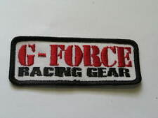 G-Force Racing Gear Patch , (#2158) * (**)