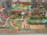 Halloween Village Display Platform Base HW23 For Lemax Dept 56 Dickens + More