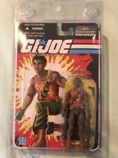 GIJOE Collector Club Convention Exclusive Big Lob Figure - Mint On Card