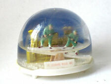 Vintage Fort Leonard Wood Army Training Snow Globe/ Water Dome Collectible #109