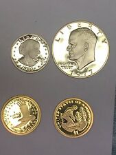 IKE SACAGAWEA SBA NATIVE AMERICA GEM PROOF DCAM ONE DOLLAR COINS#2