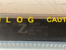 ZILOG Z0840006PSC Z80 CPU ( 10 PCS )