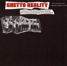 Nancy Dupree - Ghetto Reality [New CD]