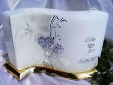 Hochzeitskerze Formkerze Bogen H001   240/160/40 mm