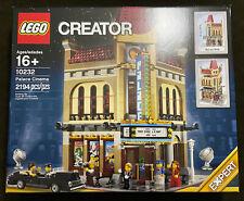 LEGO Creator Palace Cinema 10232 Retired Modular City Expert Retired & NEW