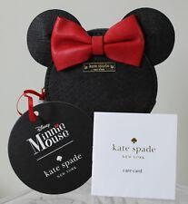 NWT kate spade Minnie Mouse minnie Coin Purse.  CUTE!  PWRU4883