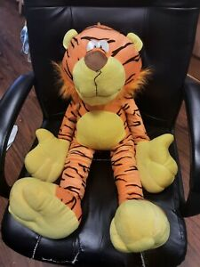 """HUGE 30"""" Tiger Plush Character from The Winnie The Pooh VERY HARD TO FIND"""