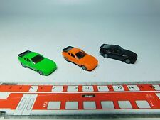 AF153-0,5# 3x Herpa H0 CAR/ Sports car models Porsche 944 very good
