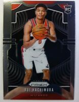 2019-20 Panini Prizm Rui Hachimura Rookie RC #255, Washington Wizards
