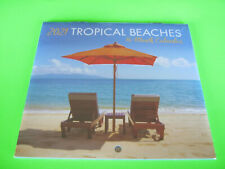 2021 Tropical Mini Calendar small Desk Hanging CALENDAR **See Store for More*