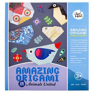 Jar Meló Amazing Origami Animals United Set