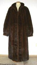 TRAUMHAFT Nerz Mantel beautiful Mink Coat Gr. 40/42