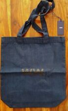 WoodWood denim tote bag