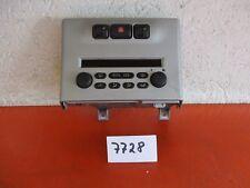 Klimabedienteil Opel Zafira A 2.2 DTI Baujahr 02/205 eBay 7728
