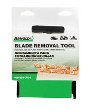 Lawn Mower Blade Removal Tool Arnold 490-850-0005 Universal Blade Removal Tool