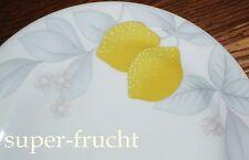 1 Kuchenteller 19 cm  Seltmann Vohenstrauss Zitrone -Motiv