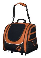 Pet Gear I-go2 Traveler 5 In1 Cat Dog Carrier Car Seat Backpack Copper Pg1240cr