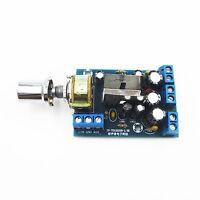 TEA2025B 2.0 Stereo Dual Channel 3W+3W Audio Amplifier Board AMP 12V CAR