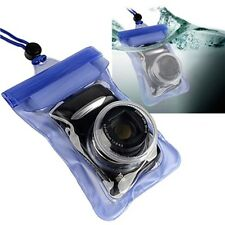 For Canon/Nikon Waterproof DSLR Camera Underwater Housing Case Pouch Dry Bag KLN