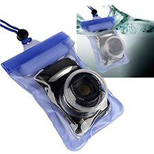 IMPERMEABILE SLR DSLR Telecamera Dry Bag Canon / Nikon Underwater Housing Case kln