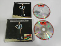 ERIC CLAPTON JUST ONE NIGHT - 2 X CD FAT BOX POLYDOR 1980 GERMAN EDITION