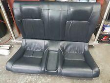 97-01 Honda Prelude OEM rear black leather seats,BB1,BB2,BB3,BB4,BB6,h22a4,h22