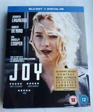 Joy (Slipcover, Blu-ray, 2016)