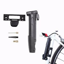 Portable Bicycle Cycling Bike Air Pump Tyre Tire Ball Inflator Inflating Pump
