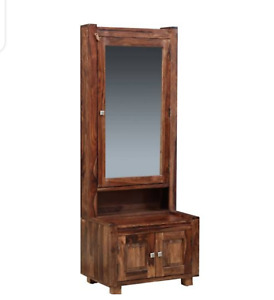Abodestyle Antique Solid wood Dressing Table
