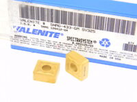 NEW SURPLUS 5PCS. VALENITE  SNMG 433-GM  GRADE: SV325  CARBIDE INSERTS