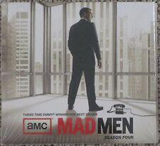 MAD MEN ENTIRE FOURTH SEASON 4 FYC DVDs 13 EPISODES JON HAMM BRAND NEW SEALED!!