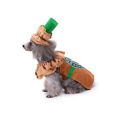 New listing Pet Costu 00004000 me Puppy Latte Costume Christmas Coffee Dog Cat Costume X-Large