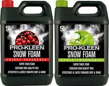 Pro-Kleen Pressure Wash Shampoo Snow Foam 10L Car Cleaner