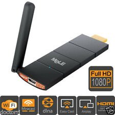 Wireless Dongle Cast Smart TV Stick AirPlay Miracast  For Android iOS Windows