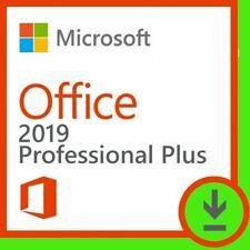Microsoft Office 2019 Professional Plus Lizenzschlüssel /MS Office 2019 Pro Key