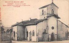 DOMREMY - Eglise du village (style ogival) où Jeanne d'Arc a été baptisée