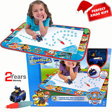 E72523 TOMY Paw Patrol Aquadoodle Large Water Play Mat Toddler Children Age 2+