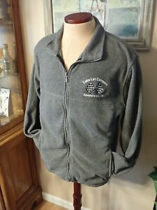 Coke Lot Campers Speedway, IN INDIANAPOLIS MOTOR SPEEDWAY INDY 500 JACKET Sz L