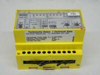 Bender RCMA470LY Differenzstrom-überwachungsgerät Erdungsmonitor SW: D55 V2.1
