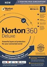Norton Internet Security 2020 5 PC USER