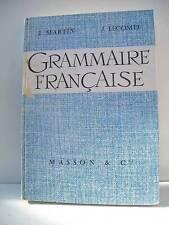 Hardback Textbooks in French