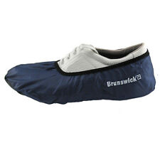 Brunswick Blue (XL) Bowling Shoe Covers -1 Pair (Size Mens 11-13)- Free Shipping
