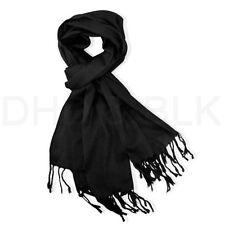 Écharpes et châles pashminas noir pour femme